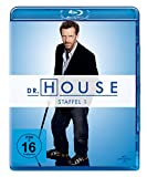 Dr. House - Season 1 (exklusiv bei Amazon.de) [Blu-ray]
