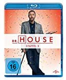 Dr. House - Season 3 (exklusiv bei Amazon.de) [Blu-ray]