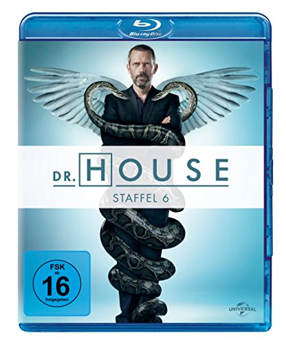 Dr. House Season 6 (exklusiv bei Amazon.de) [Blu-ray]