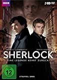 Sherlock - Staffel 3 (2 DVDs)