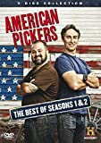 American Pickers - Best of Seasons 1 & 2 (5 DVDs)