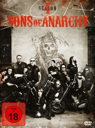 Sons of Anarchy Staffel 4 (4 DVDs)