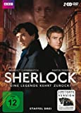 Sherlock - Staffel 3 (Limited Edition inkl. Postkartenset) (exklusiv bei Amazon.de) (2 DVDs)