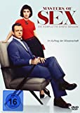 Masters of Sex - Staffel 1 (4 DVDs)
