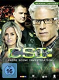 CSI - Season 13 / Box-Set 2 (3 DVDs)