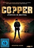 Copper - Justice is brutal