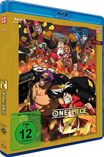 One Piece 11. Film: One Piece Z (inkl. Booklet) [Blu-ray]
