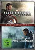 Captain America - The First Avenger + The Return of the First Avenger (2 DVDs)