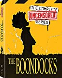 The Boondocks - The Complete (Uncencored) Series [RC 1]