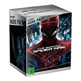Top Angebot  The Amazing Spider-Man (Ultimate Hero Pack + Figur / exklusiv und limitiert bei Amazon.de) [Blu-ray]