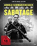Top Angebot Sabotage - /Steelbook [Blu-ray]