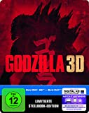Top Angebot Godzilla Steelbook (exklusiv bei Amazon.de) [3D Blu-ray]