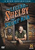 The Legend of Shelby the Swamp Man - Season 1 (3 DVDs)