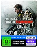 Top Angebot Edge of Tomorrow Steelbook (exklusiv bei Amazon.de) [3D Blu-ray]