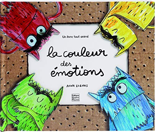 La couleur des émotions : Pop-up