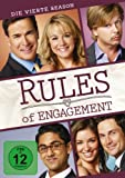 Rules of Engagement - Season 4 (2 DVDs)