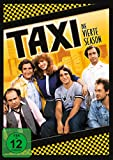 Taxi - Staffel 4 (4 DVDs)