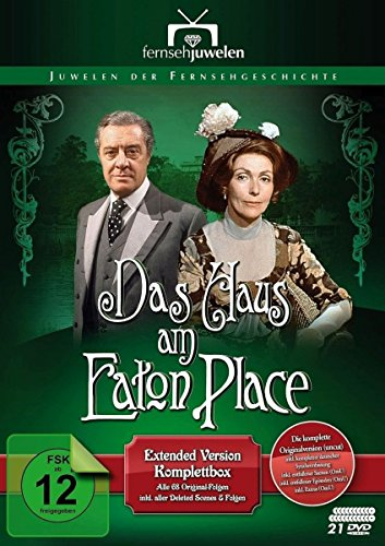 Das Haus am Eaton Place Komplettbox (Extended Version) (21 DVDs)