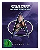 Top Angebot Star Trek: The Next Generation - Season 6 (Steelbook, exklusiv bei Amazon.de) [Blu-ray]