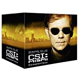 CSI: Miami - Komplettbox (exklusiv bei Amazon.de) (60 DVDs)