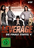 Leverage - Staffel 5 (4 DVDs)