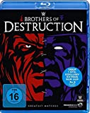 WWE - Brother of Destruction: Greatest Matches [Blu-ray]