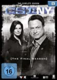 CSI: NY - Season 9 (9 DVDs)