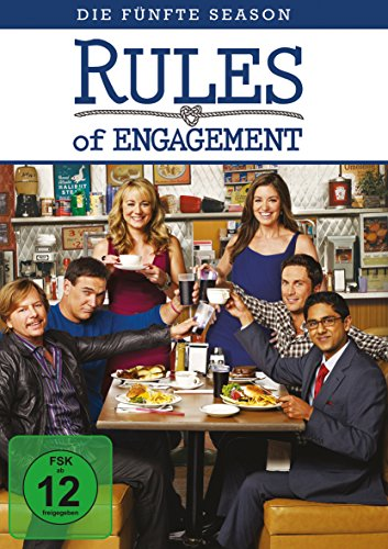 Rules of Engagement Season 5 (3 DVDs)