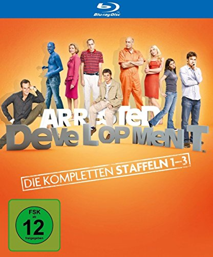 Arrested Development Staffel 1-3 [Blu-ray]
