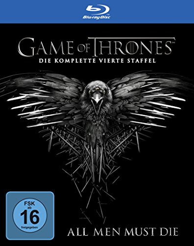 Blu-ray Details: Game of Thrones - Die komplette 4. Staffel