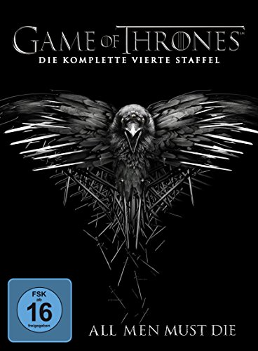 DVD Details: Game of Thrones - Die komplette 4. Staffel [5 DVDs]
