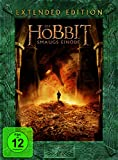 Der Hobbit: Smaugs Einöde Extended Edition (5 DVDs)