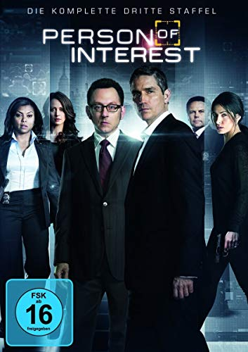 Person of Interest Staffel 3 (6 DVDs)