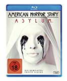 Staffel 2: Asylum [Blu-ray]