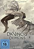 Da Vinci's Demons - Staffel 2 (4 DVDs)