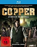 Copper - Justice is Brutal: Staffel 2 [Blu-ray]