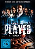 Played - Staffel 1 (4 DVDs)