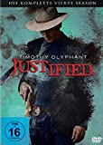 Justified - Season 4 (3 DVDs)