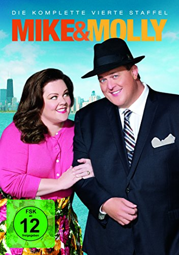 Mike & Molly Staffel 4 (3 DVDs)