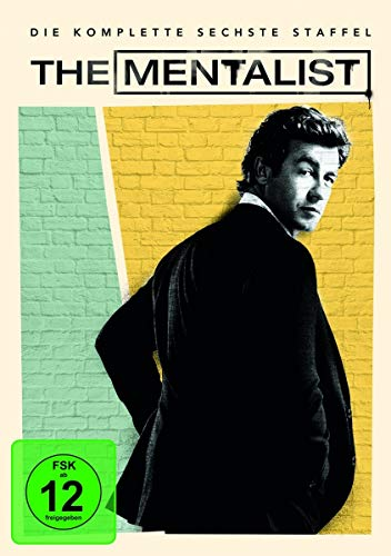 The Mentalist Staffel 6 (5 DVDs)