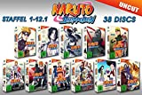 Naruto Shippuden - Edition: Staffel 1-12 (38 DVDs)