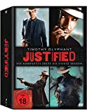 Justified - Season 1-4 (Limited Edition) (exklusiv bei Amazon.de)