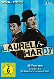Laurel & Hardy - Box 2014 (Special Edition) (5 DVDs)