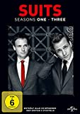 Suits - Staffel 1-3 (Limited Edition) (exklusiv bei Amazon.de) (11 DVDs)