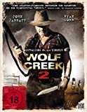 Wolf Creek 2 (Steelbook) [Blu-ray]