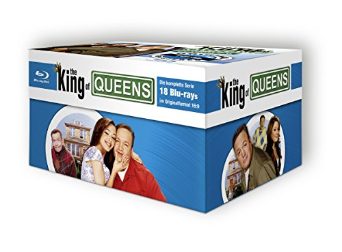 King of Queens HD Superbox (Limited Edition) (exklusiv bei Amazon.de) [Blu-ray]