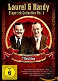 The Laurel & Hardy - Slapstick Collection Vol. 1