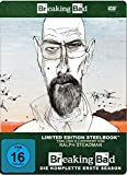 Breaking Bad - Season 1 (Steelbook) (Limited Edition) (3 DVDs)
