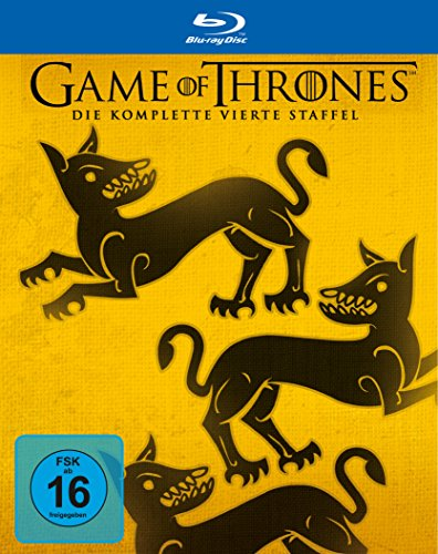Blu-ray Details: Game of Thrones - Staffel 4 (Digipack + Bonusdisc) (exklusiv bei Amazon.de) [Limited Edition]