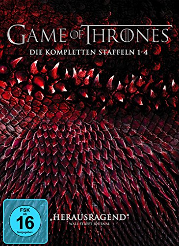 DVD Details: Game of Thrones Staffel 1-4 (Digipack + Bonusdisc + Fotobuch) (exklusiv bei Amazon.de) [Limited Edition] [21 DVDs]